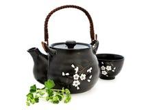 Tea set Stock Photos