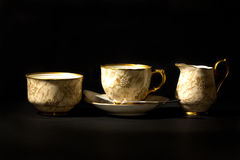 Tea set Royalty Free Stock Photo