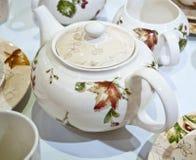 Tea set Royalty Free Stock Photography