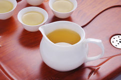 Tea set Royalty Free Stock Photography
