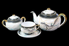 Free Tea Set Royalty Free Stock Images - 28163889