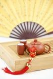 Tea set Stock Photography