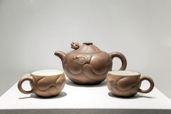 Free Tea Set Stock Images - 57618584