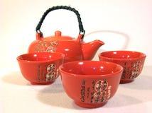 Free Tea Set Stock Image - 6348771