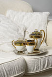 Tea Set Stock Image