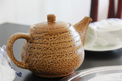 Tea set Stock Photos