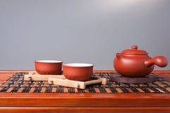 Tea set Royalty Free Stock Photo