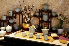 Tea Set,Pot Royalty Free Stock Photo