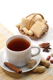 Tea and sherbets Stock Image