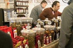 Tea shop Stock Photography
