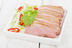 Tea Smoked Duck Royalty Free Stock Photos