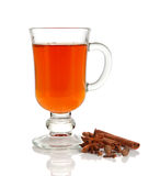 Tea and spice Royalty Free Stock Images