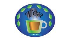 Tea-sticker Stock Photos