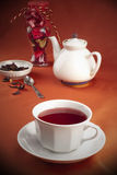Tea still-life Royalty Free Stock Photography