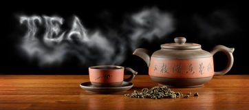 Tea still life Royalty Free Stock Photography