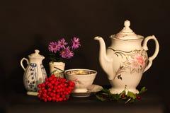 Tea still life. Stock Photography