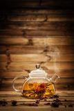 Tea still-life Stock Images