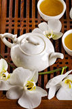 Tea still life Royalty Free Stock Photos