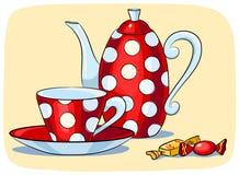 Tea stillaif. Stock Image