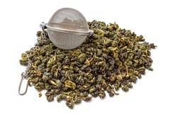 Tea strainer Stock Image