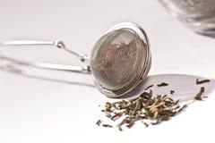 Tea strainer stock images