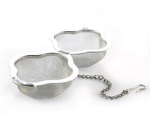 Tea strainer Stock Photography