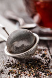 Tea strainer Stock Photos