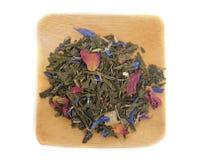 Tea in studio Royalty Free Stock Images