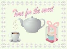 Sweet tea Royalty Free Stock Photos