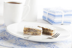 Tea and Sweets Stock Image