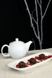 Tea and Sweets Royalty Free Stock Image