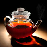 Tea in the teapot Royalty Free Stock Photography