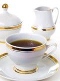 Tea theme Stock Image