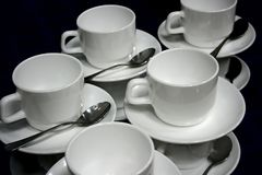 Tea-things Stock Image