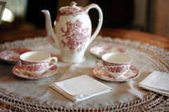 Free Tea Time Royalty Free Stock Photography - 21293107