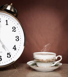 Tea time Stock Photography