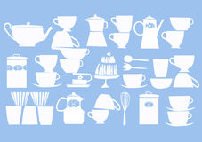 Tea time ! Stock Images