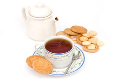 Tea time Stock Photos