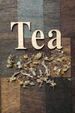 Tea time concept Royalty Free Stock Images