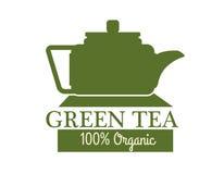 Tea time design Stock Photo