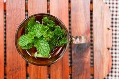 Tea time. Royalty Free Stock Image