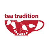 Tea tradition Stock Images