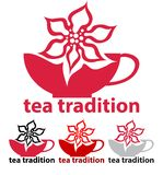 Tea tradition Stock Photography