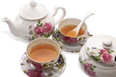 Tea for a two Stock Images