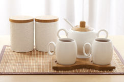 Tea for two Stock Photography