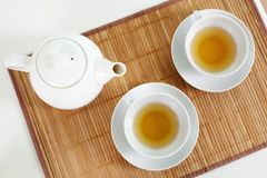 Tea for two Stock Photos