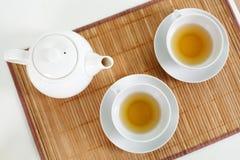 Tea for two Stock Photos