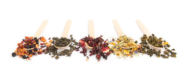 Tea variety Stock Image