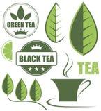 Tea. Vector illustration (EPS 10 Stock Photography