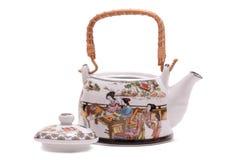 Tea vintage set Royalty Free Stock Photography